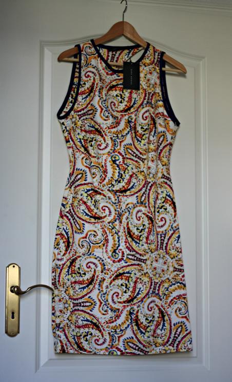 Neues Kleid - neues Glück: von Zara