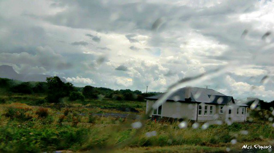 Irland im Regen#