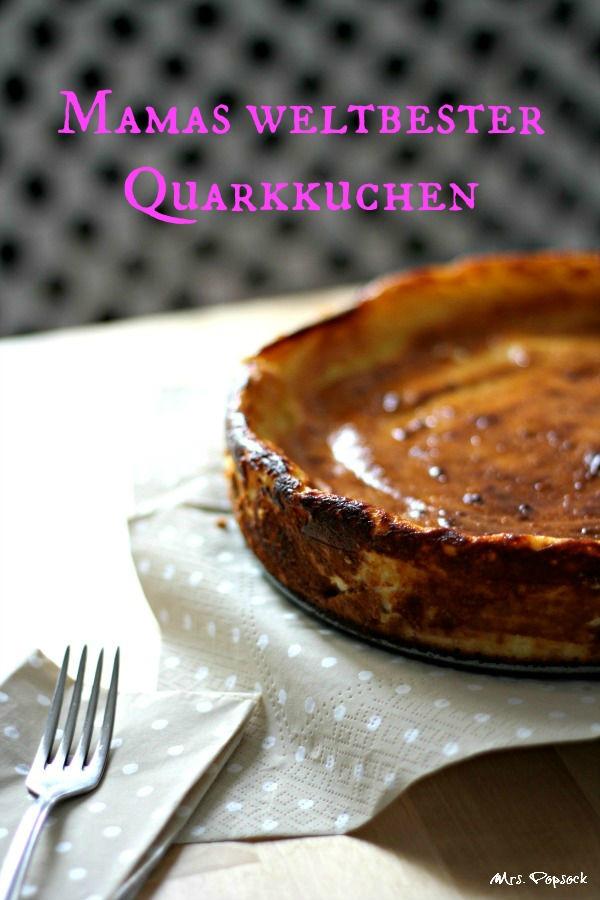 Mamas weltbester quarkkuchen-tit##
