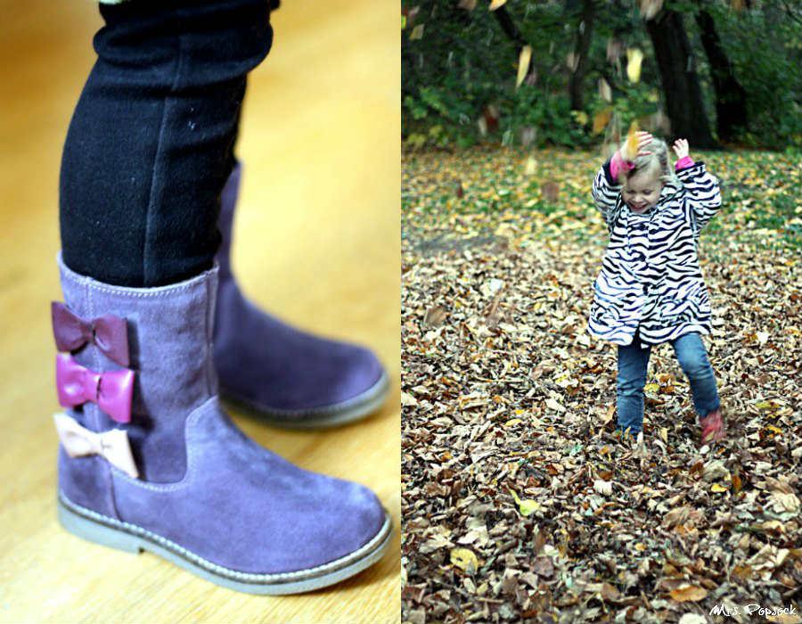 Mini-me im Herbst#