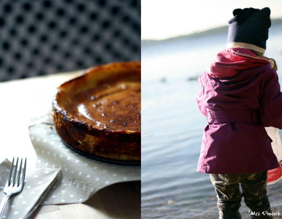 Sonne & Quarkkuchen