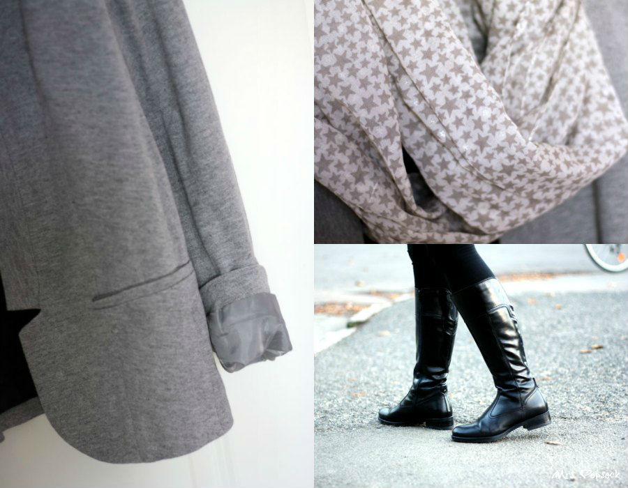 herbstoutfit in details