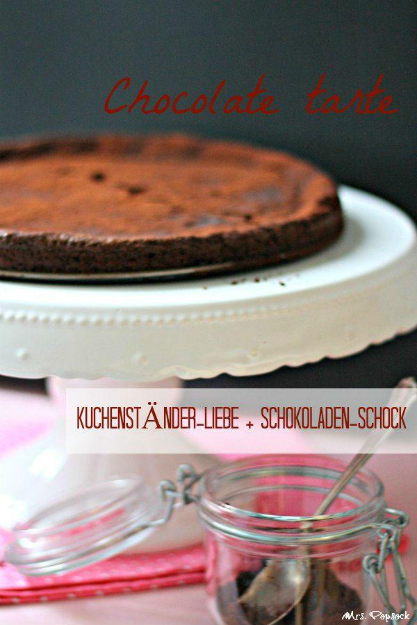tit-kuchenplatte mit death by chocolate chocolate tarte
