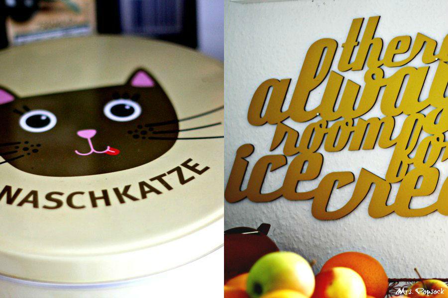 Eis für Naschkatzen