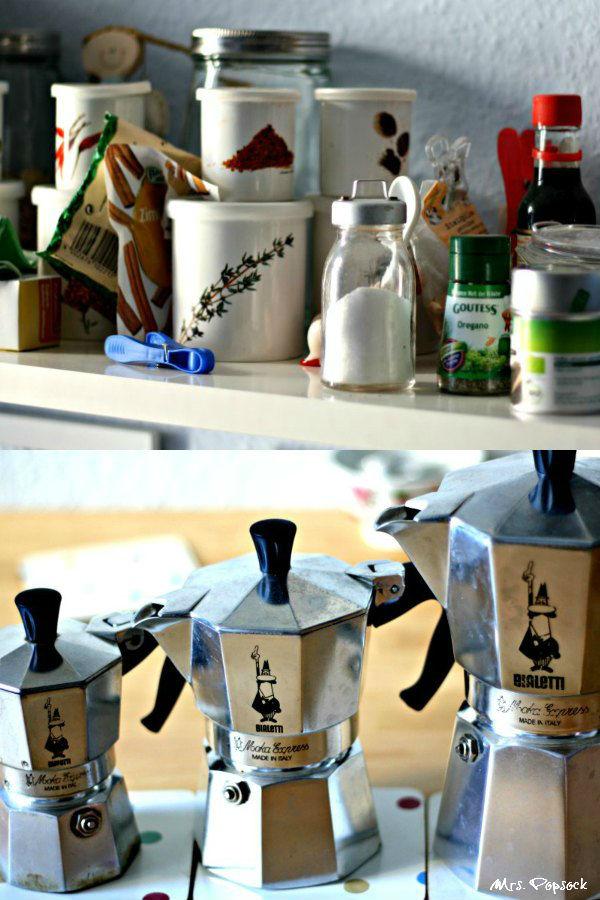 Gewürzchaos & Kaffeeliebe