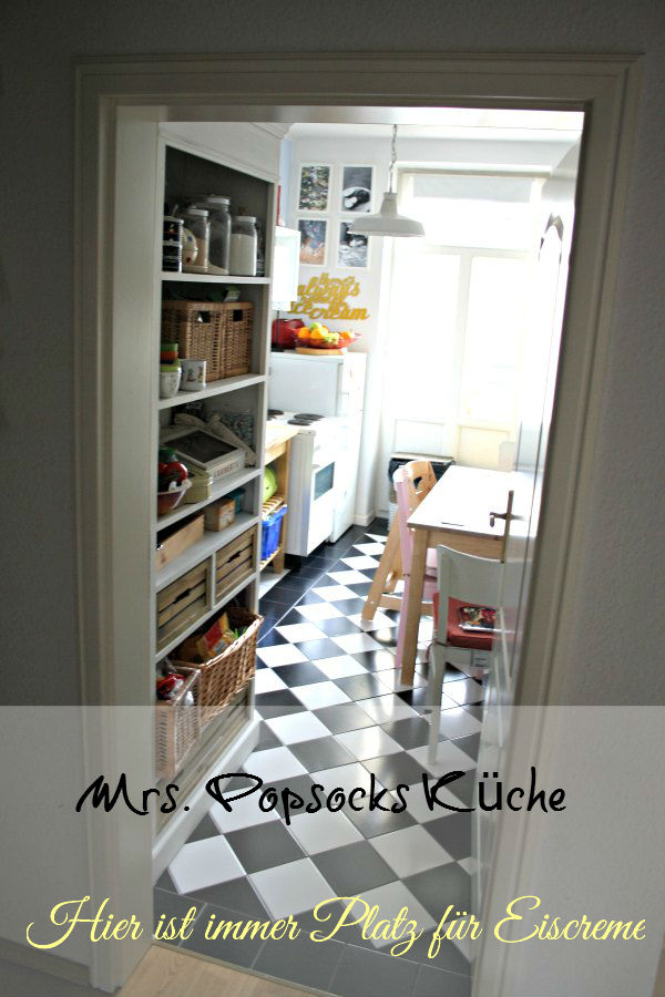 Mrs. Popsocks Mini-Küche - There`s Always Room for Icecream | Mrs ... | {Miniküche einrichten 24}
