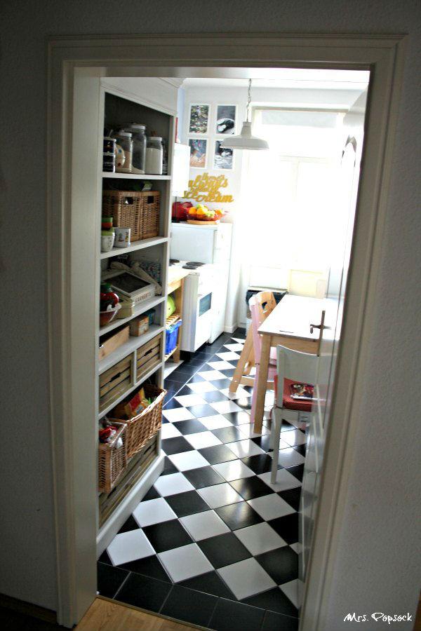 Miniküche einrichten  Mrs. Popsocks Mini-Küche - There`s Always Room for Icecream | Mrs ...