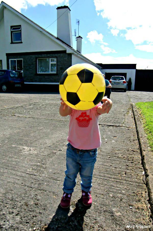 Fußball bei Granny