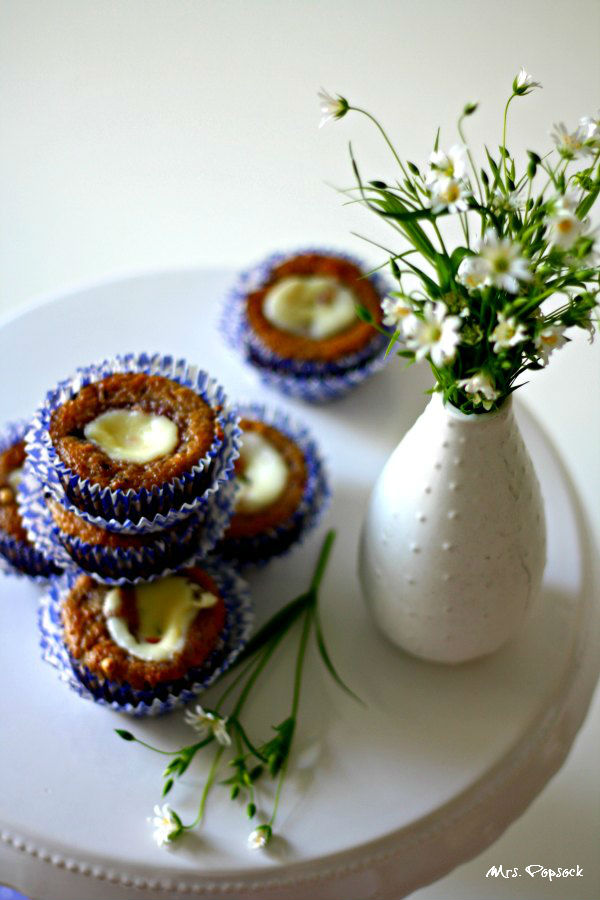 berry cheesecake muffins & wiesenblümchen_7235
