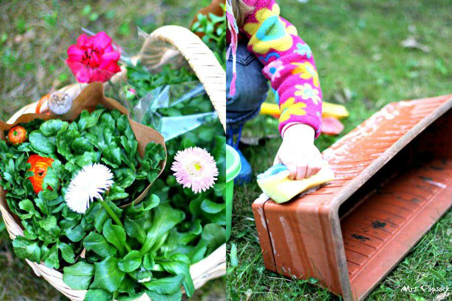 vorbereitungen urban gardening