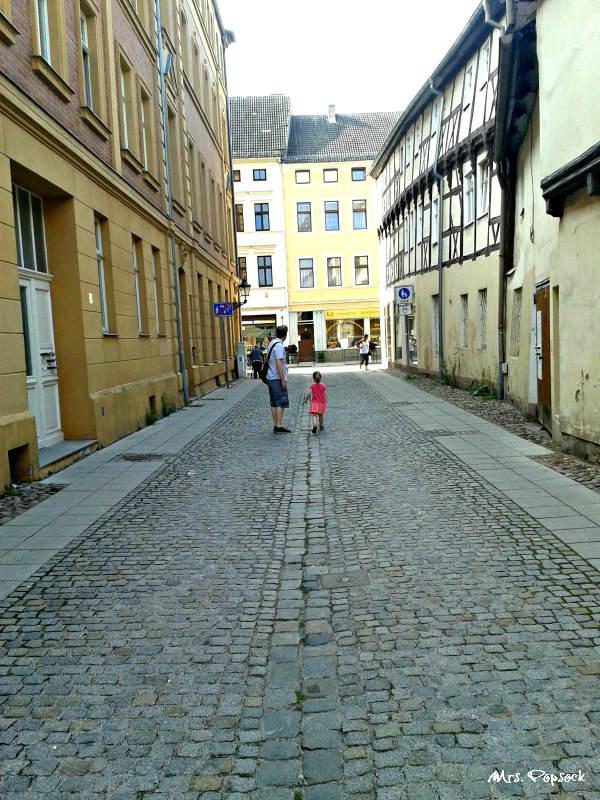 marstallstraße leer