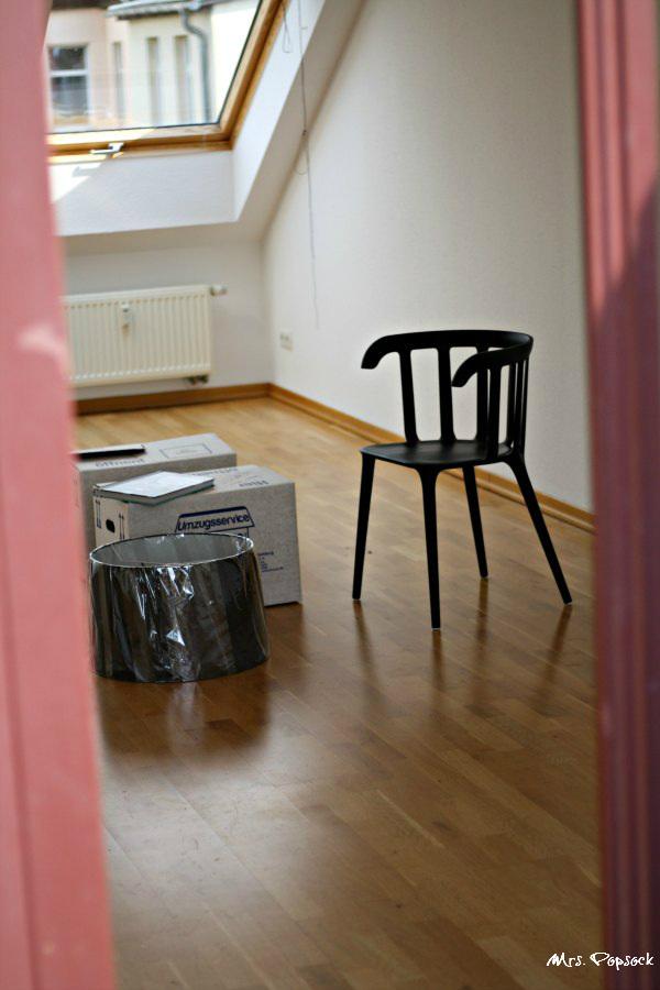 neues Wohnzimmer-Popsock