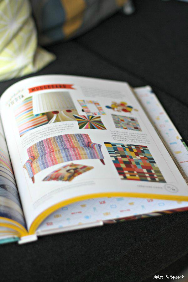 Muster und Farben- Wohnen macht glücklich