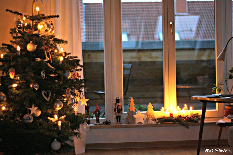 Weihnachten, Schneepartys & \