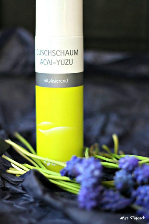 Duschschaum Acai-Yuzu spitzner