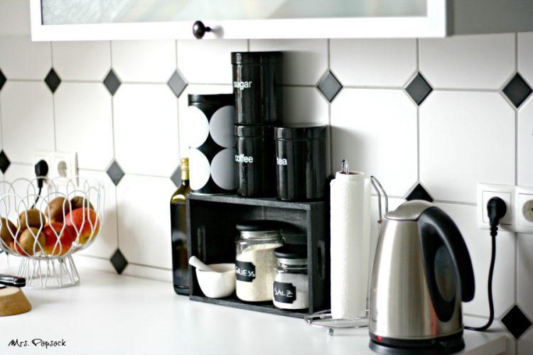 Küchen-Regal Aufsatz