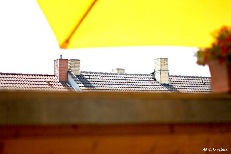 Ausblicke über den Dächern