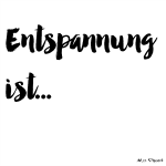entspannung