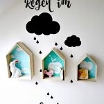 wanddeko Häuser im Regen-tit - Kopie