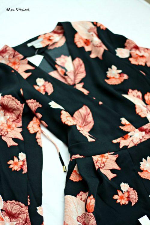 Blüten-Overall