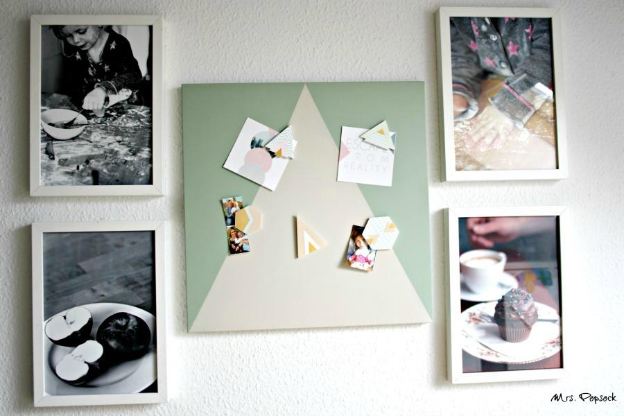 Details Küchenwand
