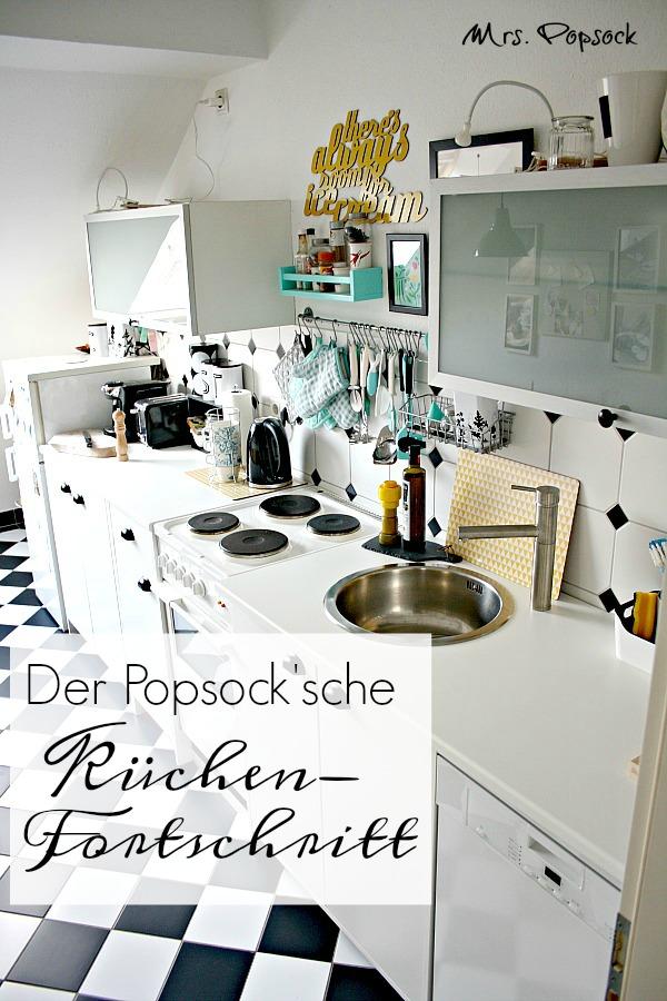 Adventsdeko und Küche | Mrs. Popsock